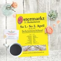 Ostermarkt & Hochzeitsevent im SchönkirchSaal